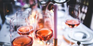 rose wine america