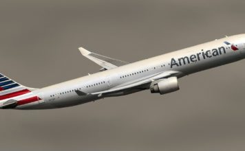 America Wines Paper Airlines