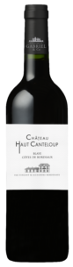 Château Haut Canteloup at America Wines Paper