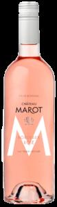 CHÂTEAU MAROT - BORDEAUX - ROSE - 2018