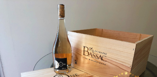 Domaine Bassac at America Wines Paper