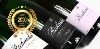 Champagne Richardot at America Wines Paper