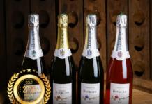 Champagne Bourcier at America Wines Paper