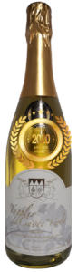 Toppler-Cuvee Gold at America Wines Paper