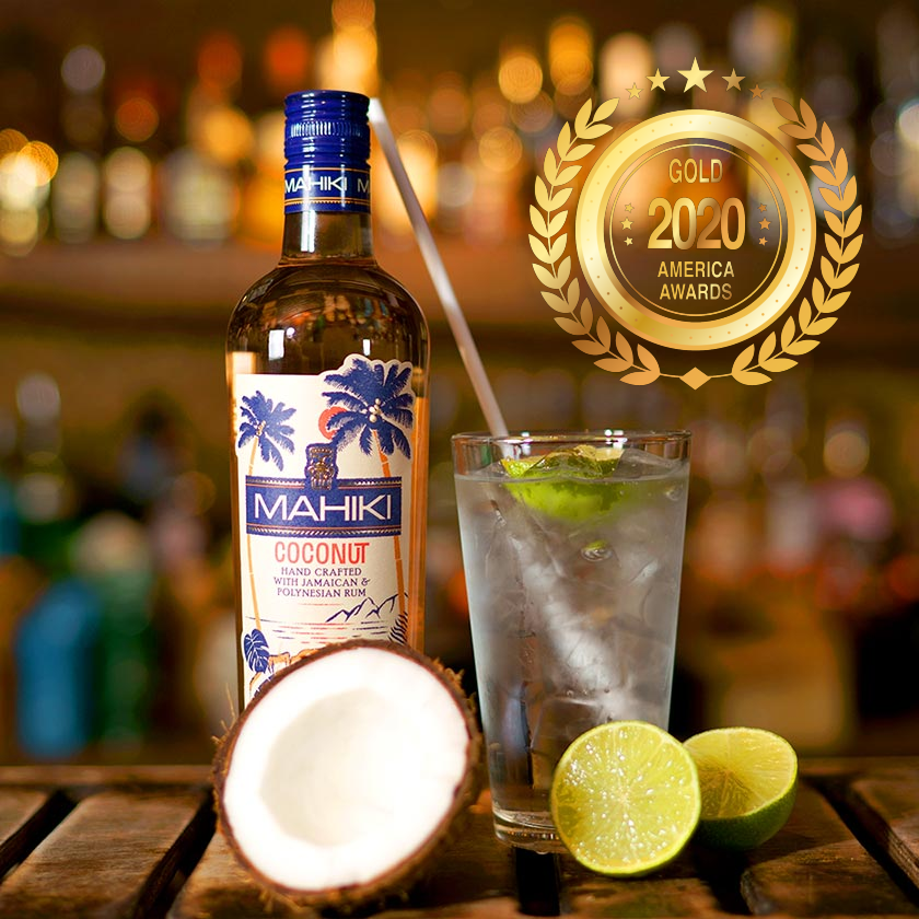 MAHIKI Coconut at America Wines Paper