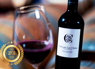 Bodegas Convento de las Claras at America Wines Paper