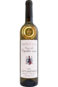 CASA DO CAPITÃO - MOR 2018 at America Wines Awards 2020