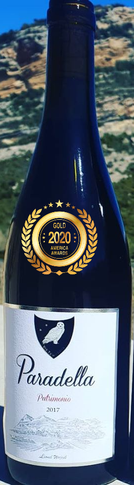 Domaine Paradella 2017 at America Wines Awards 2020
