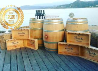 Domaine Paradella at America Wines Paper