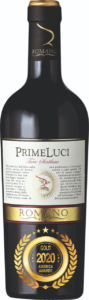 PrimeLuci Rosso at America Wines Awards 2020