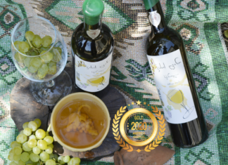 Kakhi's Wines at America Wines Paper