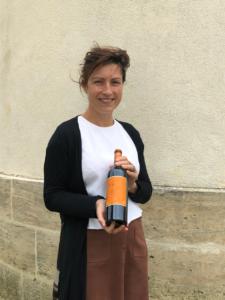 Sonia Ozanne at America Wines Paper