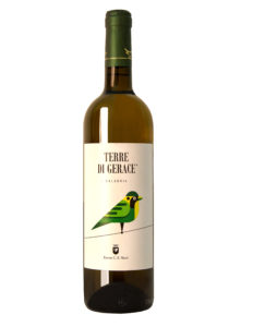 Terre di Gerace IGT Calabria Bianco 2019 at America Wines Paper