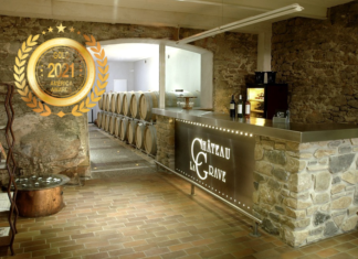Château La Grave at America Wines Paper