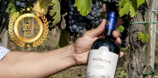 Tenuta Canto alla Moraia at America Wines Paper